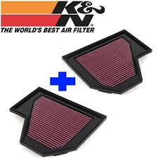 New! K&N SPORTS AIR FILTER TO FIT M5/M6 (E60/E61/E62/E63) 33-2350/33-2352