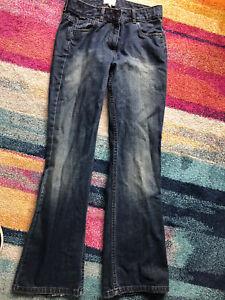 Laura Ashley Jeans Size 10 Blue