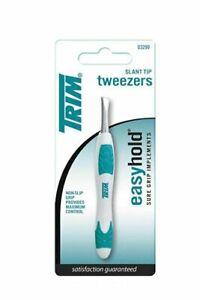 Trim Slant Tip Tweezers #03290