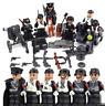SET Military Minifigure Japanese Army Soldier ww2 Lego Toys Custom