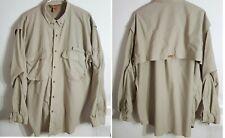 Redington UPF 30+ Vented Fishing Hiking Shirt XL Polyester Quick Dry Very Nice