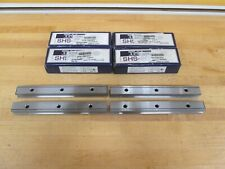 4 Thk Linear Guide Assemblies Pn Shs 20 With Rails New