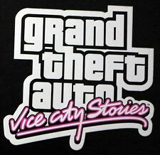 GRAND THEFT AUTO Vice City PS3 Promo Sticker