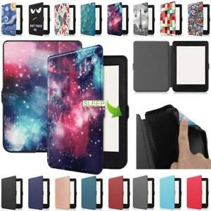 """Smart Leather Case Cover Shell Book Shockproof For KOBO NIA 2020 6"""" inch Tablet"""