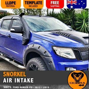 Snorkel fits FORD RANGER 2011 2012 2013 2014 15 2 Diesel 2.2 3.2 WILDTRAK XL XLT