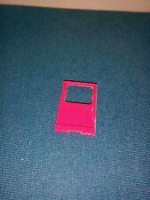 (B6) porte droite rouge / door right red Dinky toys porte fer Saviem réf 885