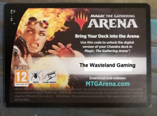 Chandra, Flame's Catalyst Arena Code Mtg Magic Planeswalker Deck EMAIL ONLY !!!
