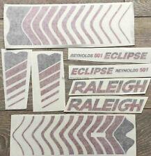 Raleigh Eclipse Decals