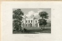 Escocia. Kincardine Castle, Perthshire Engraved, IN One Artwork Of J. P. Neal