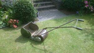 """Vintage JP Super 12"""" lawnmower"""