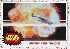 Star Wars The Last Jedi White Base Card [199] #39 Another Rebel Victory!