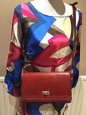Secretary/Geek Women Leather Vintage Bags, Handbags & Cases