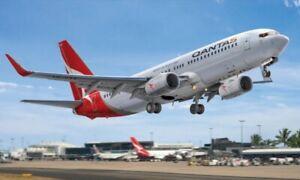 1/72 BPK Boeing 737-800 7218 Qantas new model kit