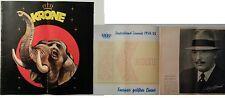 Programmheft Heft Krone Circus Zirkus Deutschland Tournee 1954/55
