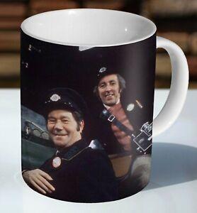 On The Buses Reg Stan Blakey Ceramic Coffee Mug - Cup