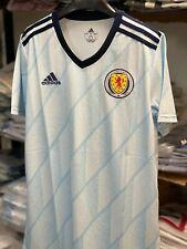 More details for men's brand new scotland away football shirt jersey 2020/21  size s-xxxl