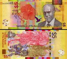BAHAMAS - 5 Dollars 2020 FDS - UNC