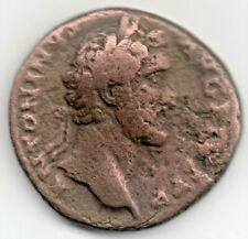 ANTONINUS PIUS  (140-144 AD) -.-  As - TR POT COS [III]  S C