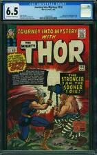Journey into Mystery 114 CGC 6.5 -- 1965 -- 1st app Absorbing Man #1266291025