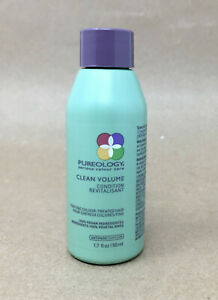 Pureology Clean Volume Conditioner 1.7oz/50ml TRAVEL