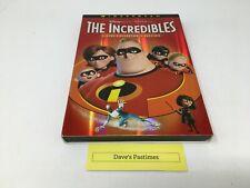The Incredibles (2 Disc Set, Dvd, Widescreen)