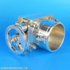 Prestazioni 70 mm, CNC Alloy CUSTOM THROTTLE BODY UNIVERSALE Upgrade NUOVO