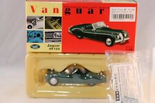 Vanguards Corgi VA05902 Jaguar XK120 Suede Green 1:43 mint in box