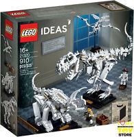 IN STOCK - LEGO 21320 IDEAS #028 DINOSAUR FOSSILS (2019) - MISB