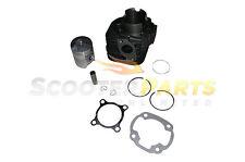 Motor Cylinder Kit w Piston Rings 50mm Parts For 2 Stroke Polaris ATV Quad 90cc