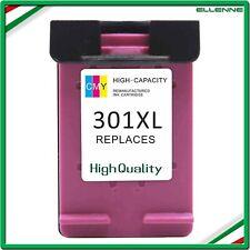 ✅ CARTUCCIA COMPATIBILE HP 301 XL COLORE STAMPANTE DESKJET 1050 2050 2050 1000 ✅