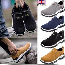 MENS PUMPS RUNNING TRAINERS CASUAL SPORTS SHOES BREATHABLE GYM DRIVER