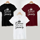 QUEENS ARE BORN IN JANUARY T-SHIRT - FUNNY COOL BIRTHDAY GIFT TEE TOP