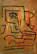 Bohumil KECIR (1904-1987) Gesicht 645 - Nr. H 48