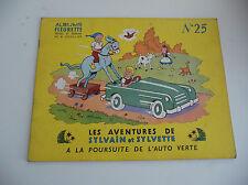 Edition Fleurus  Sylvain et Sylvette EDITION ORIGINALE à l'italienne N° 25