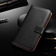 Genuine Leather Wallet Flip Case Cover For Xiaomi Mi A1/Max 2 Redmi 5 5 Plus