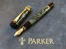 Parker Duofold Centennial Füllfederhalter 18K F  FOUNTAIN PEN    NEW OLD STOCK