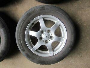 Alufelgen RIAL 6,5 J x 15 von Rial mit Reifen