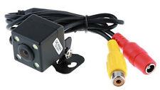 Wide Angle Mini Reversing Camera with LED illumination
