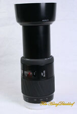 Minolta af 70-210 mm para Sony Alpha digital top estado 7219