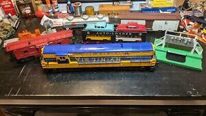 Lionel Set #2285W Complete w/ 2231 Virginian FM Diesel all original boxes