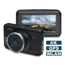 Denver 4k Dashcam CCG4010 Autokamera 140°Winkel WLAN GPS LOOP DVR Recorder 2160P