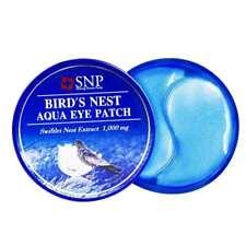 SNP Bird's Nest Aqua Anti-Wrinkle Hydro Facial Under Eye Zone Patch Mask Gel Pad
