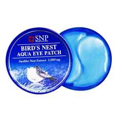 SNP Bird's Nest Aqua Eye Patch ~ 60 PCS ~ Fast Shipping 7-14 Days Arrive !!!