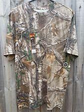 Realtree Xtra Camo Hunting Shirt Short Sleeve - LARGE