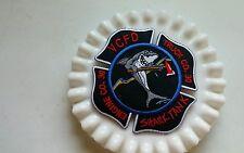 """VCFD """"Shark Tank"""" Fire Dept Patch Engine/Truck Co. 30"""