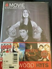 4 Movie Collection: Saving Silverman/Little Black Book/Hexed/Life w/o Dick*New*