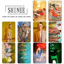 10pcs/Set Kpop SHINEE The Story of Light Crystal Photo Card Sticker KT1047