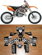 ELEMENT Motocross Graphics KTM SX 85 2006-2011 Dirt bike Graphics KIT