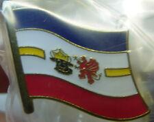 Mecklenburg-Vorpommern unused Flag Hat Lapel Pin HP0786