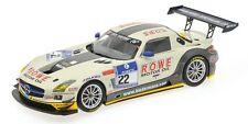Minichamps 2012 MERCEDES BENZ SLS GT3 GRAF 24H NURBURGRING 1:18*New Stock!
